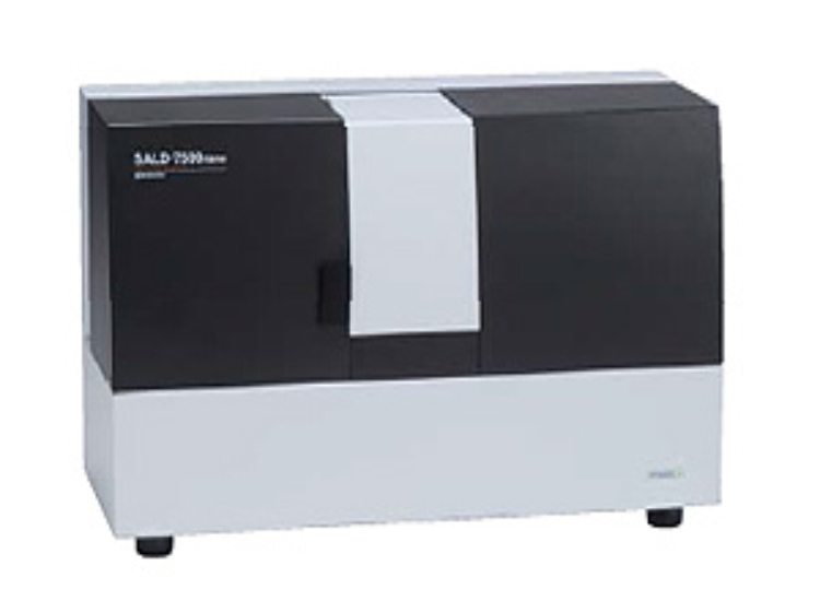 ナノ粒子径分布測定装置 SALD-7500nano