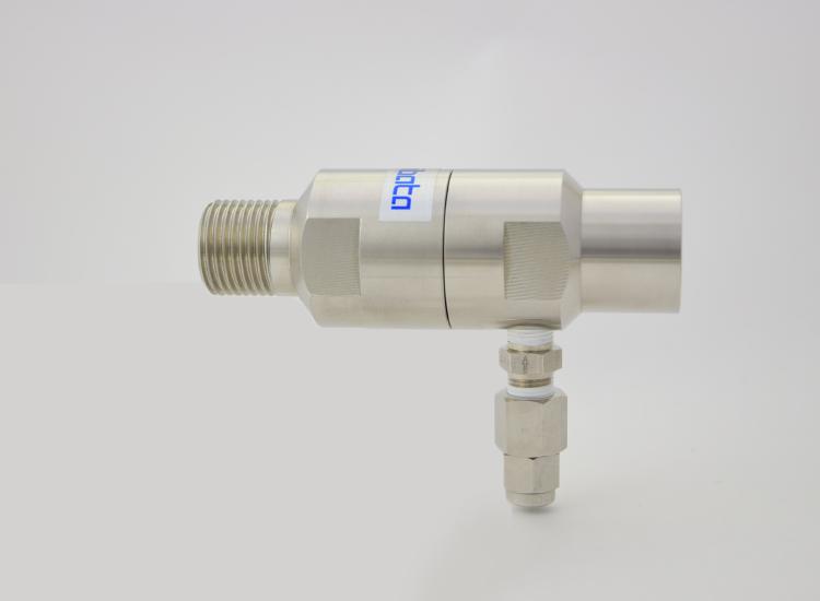 U20H ステンレス製 ガス吸入機構付き耐腐食モデル