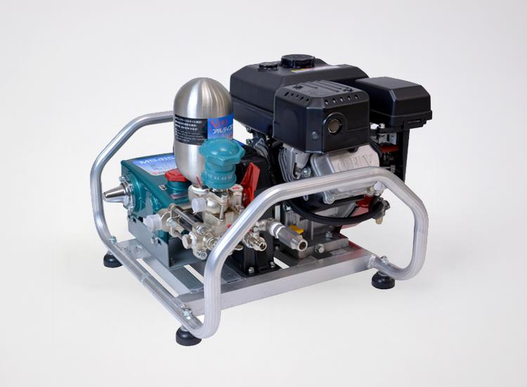 UFB320EA エンジンタイプ(運搬式)