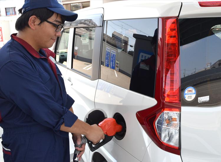燃料販売 ガソリン・軽油・灯油